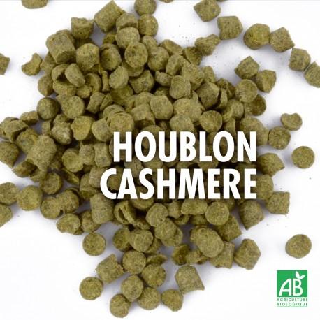 Houblon CASHMERE Bio pellets 50gr