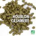 Houblon CASHMERE Bio (mixte) en pellets