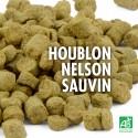 Houblon NELSON SAUVIN Bio (mixte) en pellets
