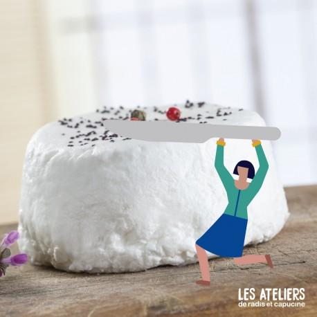 Atelier Comment fabriquer son fromage maison et son beurre maison