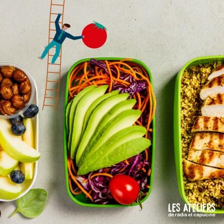 Atelier Cuisine lunchbox japonaise  le Bento