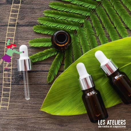 Atelier aromathérapie A la découverte des huiles essentielles bio
