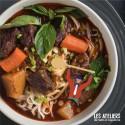 Cours cuisine vietnamienne bio : Mijoté de bœuf Bo Kho sa