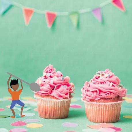 Atelier enfants en cuisine :cupcakes et muffins