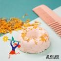 Atelier Soin des Cheveux : Shampoing solide et après-shampoing