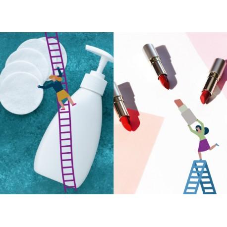 Atelier maquillage bio:Rouge à lèvres et démaquillant