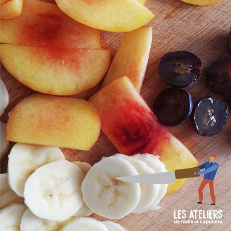 Atelier cuisine:comment préparer une collation saine et gourmande