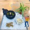 Atelier fabriquer des encens naturels
