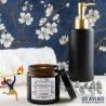 Atelier cosmétique bio: bougie de massage