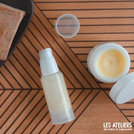 Atelier Les soins hommes : Baume de barbe et soin après-rasage
