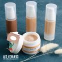 Atelier Teint au naturel : Base de teint et BB crème